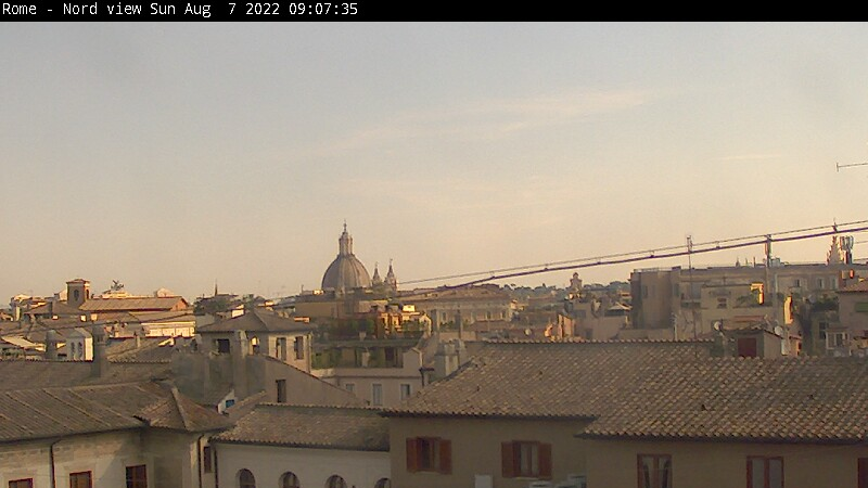webcam saint pierre rome